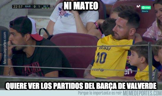 1084205 - Es un sufrimiento ver los partidos de este Barça