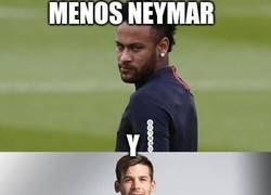 Enlace a ¿Para que queremos a Neymar teniendo a Carles Perez?