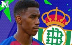 Enlace a El Barça ha tenido que salir a pedir perdón por este tuit que escribieron con la imagen de Junior Firpo tras ganar 5-2