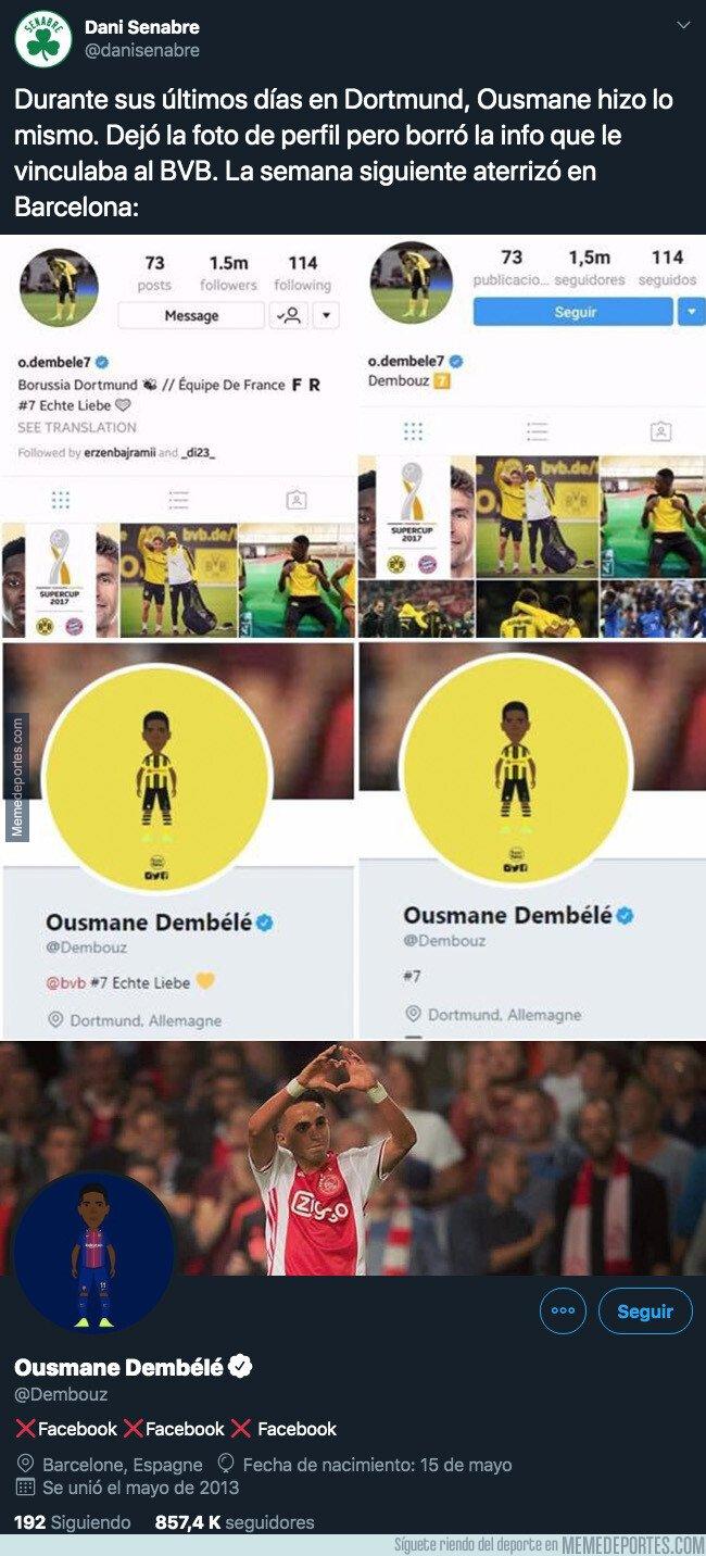 1084313 - El detalle que podría dejar claro que Dembelé tiene las horas contadas en el Barça y podría marcharse
