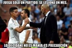Enlace a Tal vez Zidane sabía de esto.