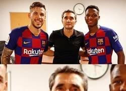 Enlace a Valverde no es muy amigo de la cantera