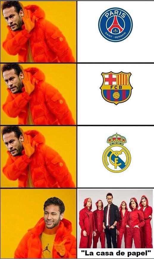 1084411 - Lo que de verdad le interesa a Neymar, fichar por