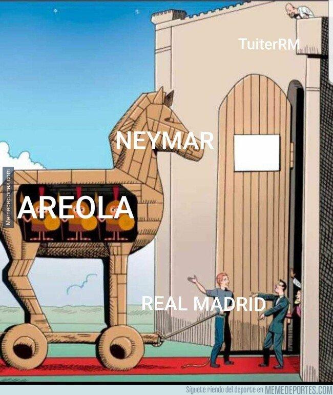 1084462 - El Real Madrid el más perjudicado en la operación Neymar