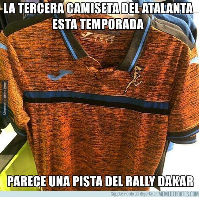 1084471 - Tan bien que iban en Italia en cuestión de camisetas...