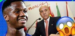 Enlace a Del Nido explicó en su día como el Barça convenció a Ansu Fati para ficharlo y todo el mundo está alucinando