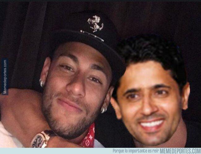 1084660 - Pues parece ser que Neymar se queda en el PSG