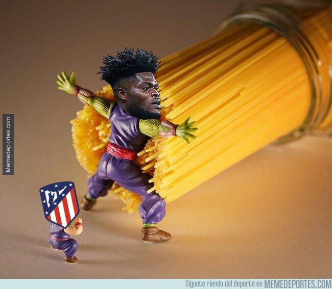 1084723 - Thomas ya es un salvador habitual del Atlético