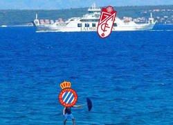 Enlace a El Granada fue un transatlántico frente al Espanyol