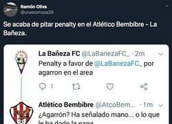 Enlace a Saltan las chispas entre La Bañeza y el Atlético Bembibre