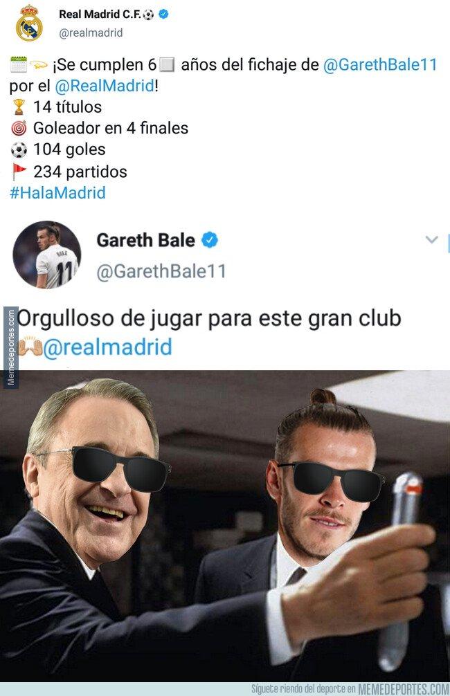 1084818 - Bale y Real Madrid ahora se quieren como si nada hubiese pasado este verano