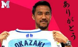 Enlace a La preciosa carta de Okazaki a los aficionados del Málaga después de que los dueños del Málaga lo dejen tirado sin equipo