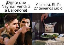 Enlace a ¡Neymar vendrá a Barcelona!