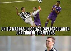 Enlace a La Juve deja fuera de la Champions a Mario Mandzukic, entre otros