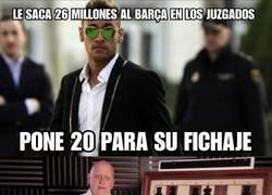 Enlace a Neymar es un genio de los negocios