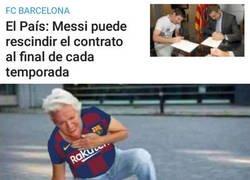 Enlace a Una noticia que hará sufrir al barcelonismo