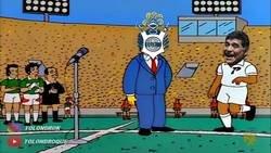 Enlace a Maradona fue oficializado como DT de Gimnasia. Así han recreado la posible presentación