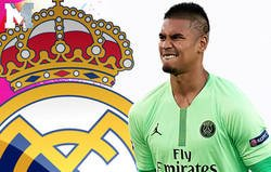 Enlace a Este programa de Real Madrid TV le da la bienvenida al club a Areola y todo el mundo se está riendo de ellos por la tontería que han soltado