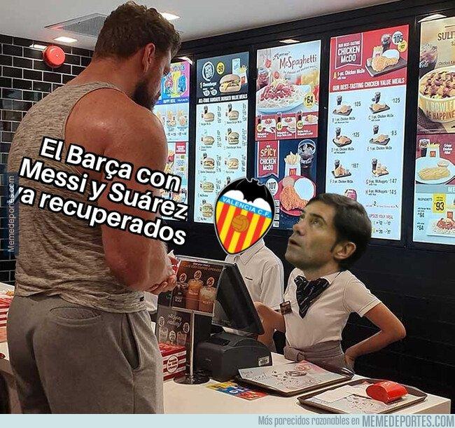 1085333 - El Barça vuelve con todo frente al Valencia