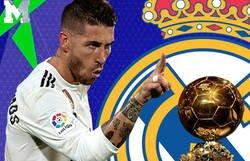 Enlace a La lamentable pregunta del programa 'Estudio Estadio' sobre Sergio Ramos en la que todo el mundo está troleando en las respuestas