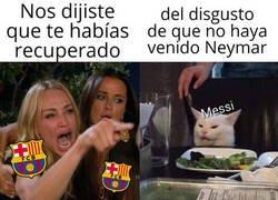 Enlace a El periodo de baja de Messi durará más de lo esperado