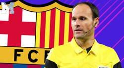 Enlace a Escándalo: Esto explica Mateu Lahoz sobre el título de Liga que ganó el Atlético de Madrid frente al Barça en la última jornada