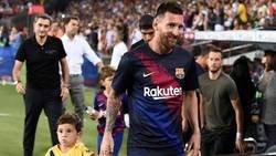 Enlace a Messi narra como a su hijo Mateo le afectan las fake news que se han montado sobre él