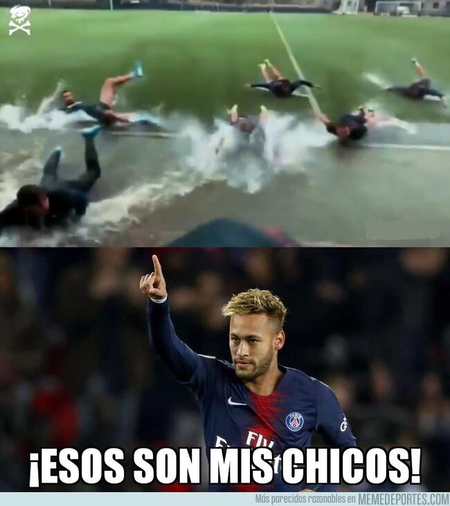 1085623 - Neymar simpatiza con la última de los jugadores del Levante