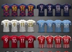 Enlace a ¿Qué equipo tiene el mejor ataque de Europa? Por @goalglobal