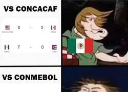 Enlace a México en Sudamérica no clasificaría a todos los mundiales