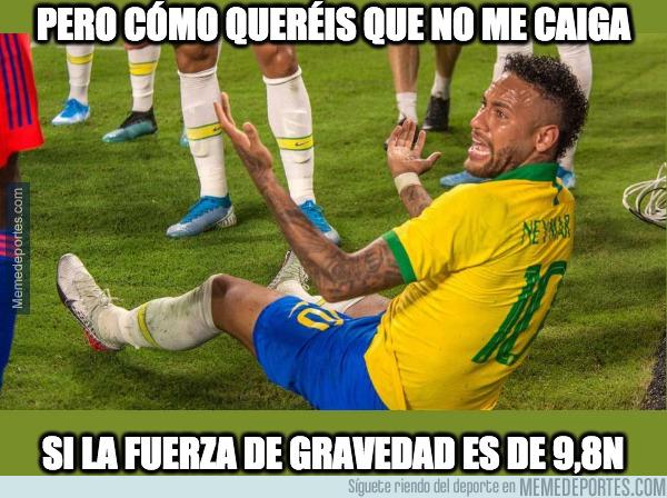 1085863 - Neymar tiene un problema de gravedad