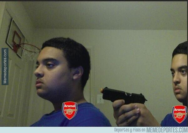 1085866 - El Arsenal cuando esta jugando bien