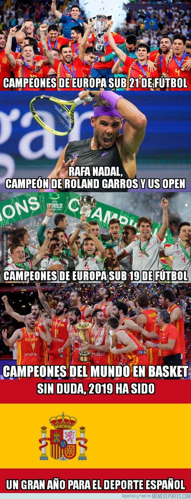 1085890 - Un gran año para el deporte español
