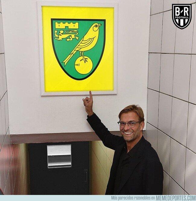 1085894 - El homenaje en Anfield que merece el Norwich, por @brfootball
