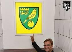 Enlace a El homenaje en Anfield que merece el Norwich, por @brfootball