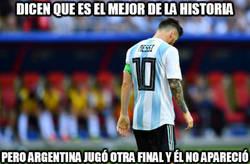 Enlace a Si tan bueno es Messi ¿por qué no apareció contra España?