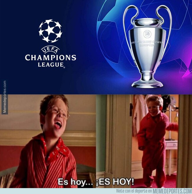 1085971 - ¡Arranca la Champions 2019/20!