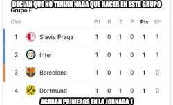 Enlace a Slavia Praga está On fire!