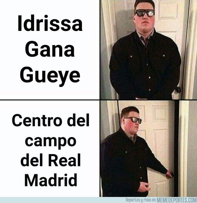 1086254 - Gueye se comió él sólo al Madrid