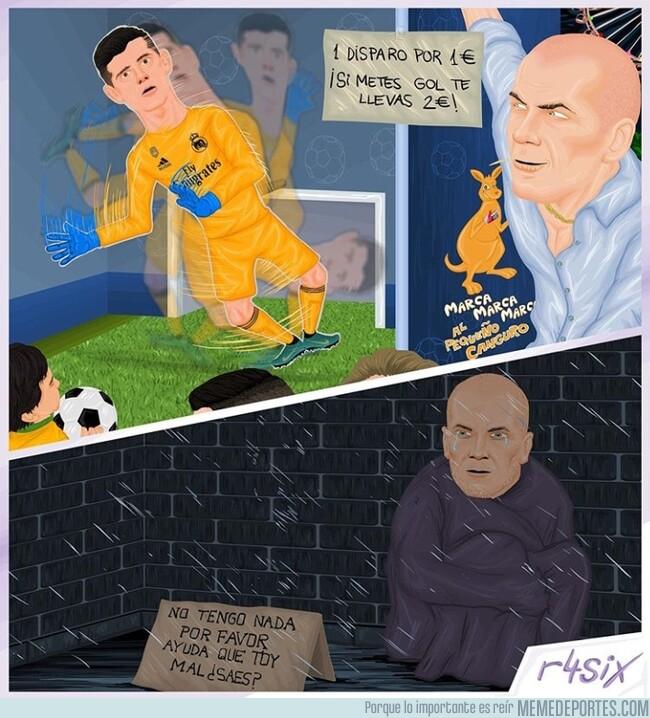 1086314 - Un negocio al que jamás debería dedicarse Zidane, por @r4six