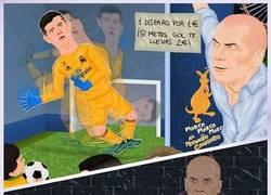 Enlace a Un negocio al que jamás debería dedicarse Zidane, por @r4six