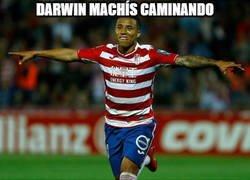 Enlace a En el Barça nadie puedo atrapar a Darwin Machís