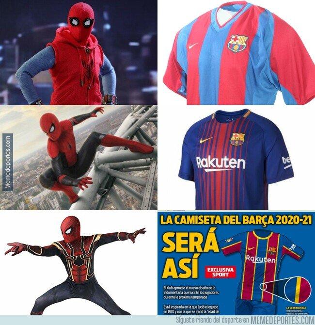 1086436 - Si le faltan ideas para diseñar su nueva equipación, llame a Spiderman