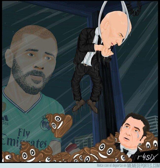 1086511 - Benzema salva el culo a Zidane, por @r4six