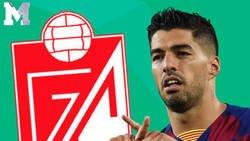 Enlace a Luis Suárez manda este tuit tras perder en Liga contra el Granada y le cae encima una tormenta de arena de odio