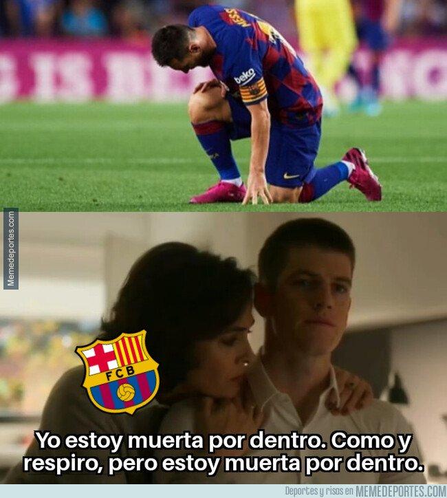 1086721 - Messi hace sufrir a los culés con sus lesiones