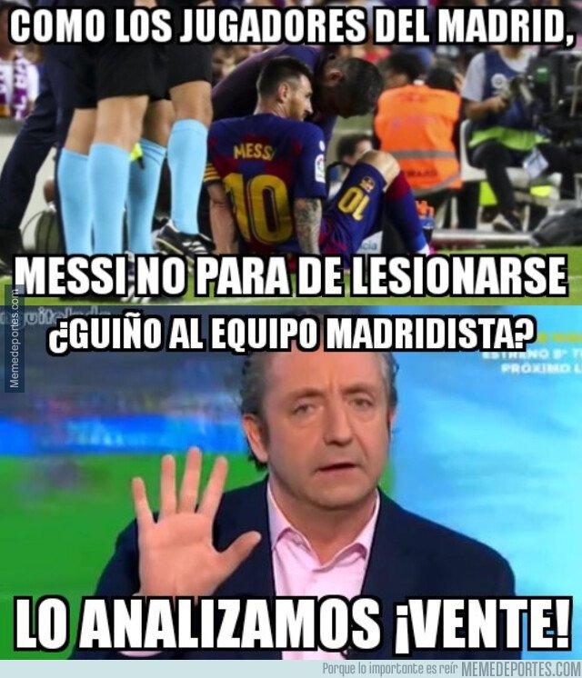 1086727 - Messi y los jugadores del Madrid tienen algo en común