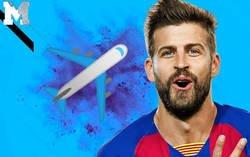 Enlace a El doble rasero increíble que practica Gerard Piqué mientras critica la mala pretemporada del Barça que le deja en evidencia