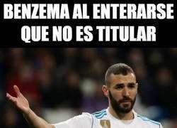 Enlace a No Benzema no party