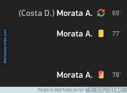1086832 - Morata es un meme en si mismo